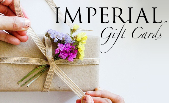 Imperial Gift Card